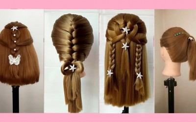 Easy-Hairstyles-for-Short-Hair-Beautiful-Hairstyles-Compilation-2017-part-7-1