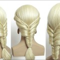 Easy-hairstyle-for-long-medium-hair-tutorial-step-by-step