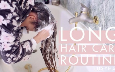 Hair-Routine-for-Long-Hair-How-To-Wash-Dry-and-Style-Luxy-Hair