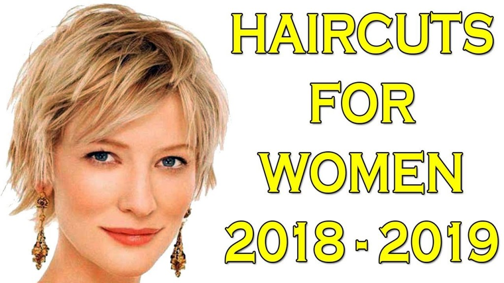 Haircuts For Women 2018 2019 Short Haircuts Women