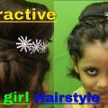 Hairstyle-for-kidsbaby-girls-for-party-on-short-hairs