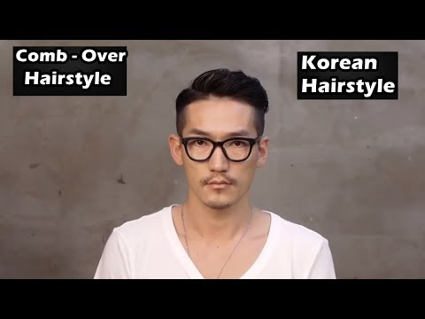 Korean Hairstyle For Men 2017 Comb Over Trendy Hairstyles
