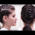 New-Beautiful-hair-style-for-long-hair-Hair-style-videos-2017.