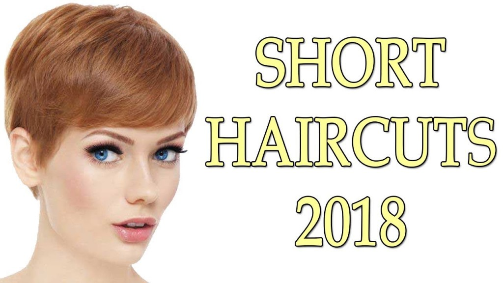 Hair Styles For Short Hair 2018: LATEST SHORT HAIRSTYLES AND HAIRCUTS