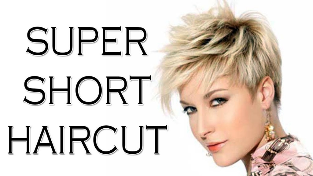 Super Short Haircut Women Short Hairstyles For Women