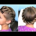 Short-Hair-2017-How-to-create-a-Crown-Twist-Braid-Updo-Hairstyles