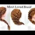 Side-Braid-For-long-Hair-Easy-Hairstyles