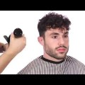 Step-by-Step-Mens-Curly-Hair-Haircut-TheSalonGuy