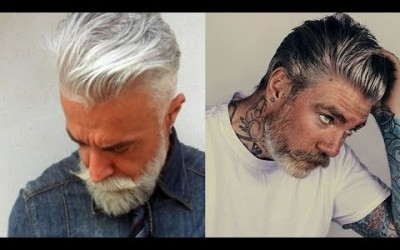 Top-15-New-Best-Mens-Handsome-Gray-Hairstyles-over-40