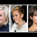 15-Different-Short-Hairstyles-Video-for-Women-2018-2019