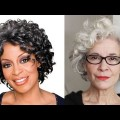 30-Most-Delightful-Short-Wavy-and-Curly-Hairstyles-For-Older-Women-in-2018
