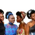 6-Natural-Hair-styles-Medium-Short-4c-with-African-print-scarf