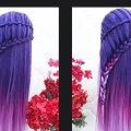 Amazing-hair-and-easy-braid-hairstyles-tutorial-compilation-for-long-hair