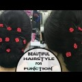 Beautiful-Hairstyle-for-FunctionWedding-HairstylesNew-Hairstyles
