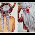 Cute-Girls-hairstyles-Tutorials-Compilation-2017