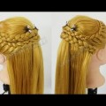 Easy-Hair-Style-for-Long-Hair-Puff-Hair-Style-Ladies-Hair-Style-Videos-2017SAMSAM-BEAUTY