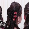 Easy-Hairstyle-for-Girls-Easy-Hairstyles-Wedding-Hairstyles-Black-Hairstyles