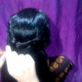 Easy-twist-hairstyle-like-half-bow-tutorial-for-long-hair