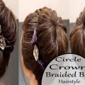 French-Braid-BunCircle-Crown-Braided-BunWedding-HairstylesNew-Hairstyles