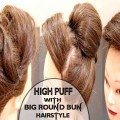 High-Puff-with-Big-BunWedding-HairstylesNew-HairstylesBridal-Hairstyle