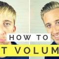 How-To-Add-Volume-To-Your-Hair-Mens-Hairstyle-Tutorial