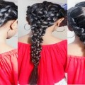 How-To-Triple-Dutch-Braid-Hairstyle-For-Medium-Long-Hair-Tutorial