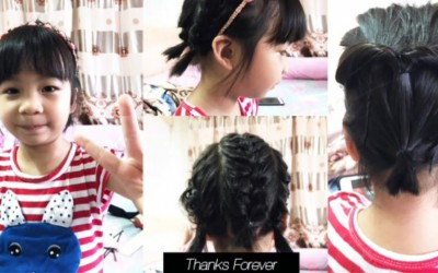 How-to-make-short-hairstyles-tutorial-for-kid
