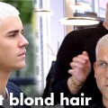 Justin-Bieber-Short-Blond-hair-Platinum-Skinfade-hairstyle-for-men