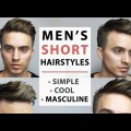 Mens-Short-Hairstyles-2017-SIMPLE-COOL-MASCULINE