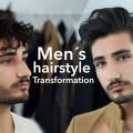 Mens-hairstyle-transformation-Curly-and-straight-Styling-tutorial-2017