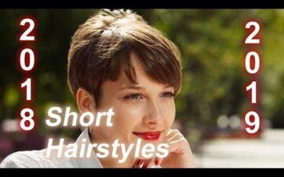 Short-Hairstyles-and-Haircuts-ideas-for-Short-Hair-2018-2019