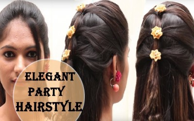 Simple-Easy-and-Elegant-Party-Hairstyle-for-Long-and-Medium-Hair-Women-Hairstyles