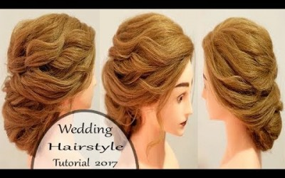Wedding-Hairstyle-Tutorial-2017New-HairstylesBridal-HairstylesWedding-Hairstyles