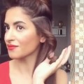 10-Easy-Hairstyles-You-Can-Do-in-1-minute-by-Sarah-Angius-Rj-