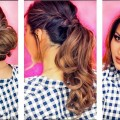 2-MIN-EVERYDAY-HAIRSTYLES-FOR-WORK-with-PUFF-HAIR-STUFF-TESTED-UPDOS-for-Long-Medium-HAIR