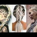 2018-Types-of-Braided-Hairstyles-and-Hair-Colors-Fishtail-French-Soft-Braids-etc.