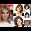 2018-Wavy-Short-Hair-Styles-for-Female-Trend-Short-Bob-Haircuts