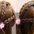 4-Strand-lace-braids-Dutch-Multi-Braid-Hairstyle-for-Medium-Long-Hair-Integrators