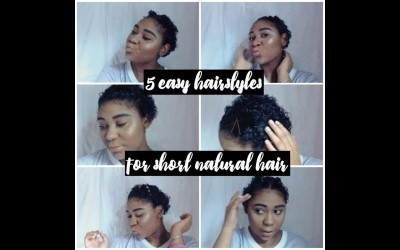 5-easy-natural-hairstyles-for-short-hair-thatssoNAT