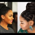 African-Bun-Hairstyles-For-Black-Women-Beauty-2018