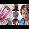 Balayage-Asymmetrical-Bob-Hairstyles-2017-2018-Short-Bob-Hair-cut