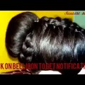 Beautiful-Duble-Franch-Bun-Hairstyle-Collage-Girls-working-womens-tutorial32