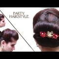 Best-Hairstyle-for-long-straight-hair-for-party-Easy-Hairstyle-Tutorials-2017-YouTube-.