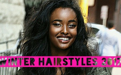 Black-Women-Latest-Winter-Hairstyles-2017