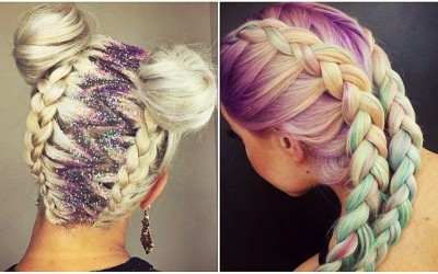Braid-short-curly-long-tousled-beauty-hairstyles