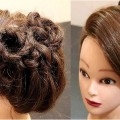 Bridal-Perfect-Messy-BunWedding-HairstylesNew-Hairstyles