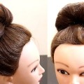 Bubble-Bun-HairstyleParty-HairstyleWedding-Hairstyles
