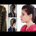 Celebrity-Bridal-Hair-style-for-Long-Hair-Ladies-Hair-Style-Tutorials-2017-.-YouTube