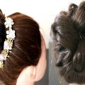 Celebrity-Inspired-Beehive-BunWedding-HairstylesNew-HairstylesBridal-Hairstyles
