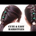 Cute-fast-and-easy-hairstyles-for-Short-Long-Hair-Easy-Hairstyle-Tip-Tricks-Tutorials-.